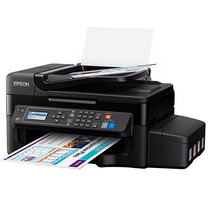 Impressora Multifuncional Epson Eco Tank L575 Wireless 4 Em