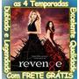 Revenge (1ª Até 4ª Temporada) Completa + Frete Grátis