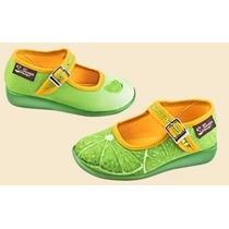 Zapatos Hot Chocolate Design Limon Talla 29