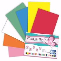 Placa Folha De Eva - 60cm X 40cm X 10mm