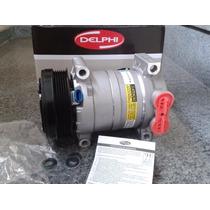 Compressor Gm S10 Blazer 4.3 V6 + Filtro + Válvula Sem Juros