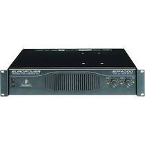Behringer Ep4000 Amplificador Potencia 2 X 1400w 4 Ohm