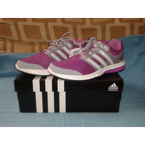 Zapatos Original Adidas De Dama Talla 8 Running Galaxy Elite