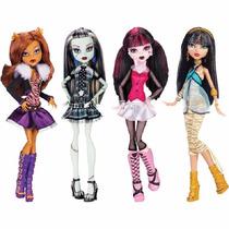 Bonecas Monster High Sort Clawdeen Frankie Draculaura Cleo