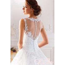 Vestido Noiva Casamento Lindo Pronta Entrega Frete Grátis