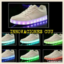 Tenis Con Luz Led Luminosos Led Shoes Envio Gratis