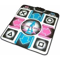 Tapete De Dança Para Pc Ps1 Ps2 E Ps3 Dance Jogo Game Play