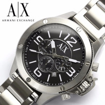 Relógio Ax Armani Exchange Ax1501 Original