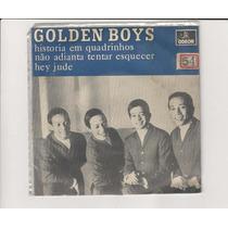 Golden Boys - História Em Quadrinhos 1969 - Compacto Ep 37