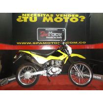 Suzuki Dr 200 Amarillo