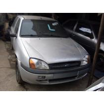 Ford Fiesta Stret 1.0 8v Zetek Rocam /// Sucata ///