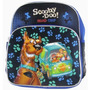 Morral Scooby Doo 12.5in Backpack- Niño Sr. Máquina Scooby