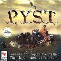 Pyst Un Myst Parody