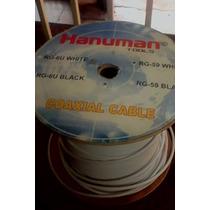 Cable Coaxial Por Metro Rg59