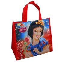 Sacola Tnt Princesa Branca De Neve Da Disney - 10 Unidades