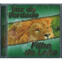 Cd Voz Da Verdade - Filho De Leão (original)