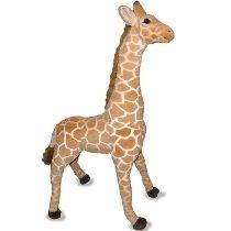 Show Girafa Gigante Pelucia 1,23 Metros Safari Selva Grande