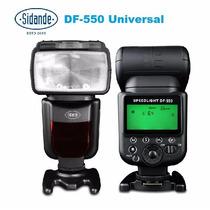 Flash Canon 5d 6d 70d 60d 5dmarkii T5i T4i T3 T3i 7d 550d T2