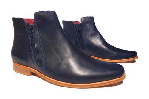 Vestir De Zapatos 999 Botines En Botas Hobre 00 Cuero Hombre qTfwnt