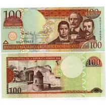 Nuevo Billete Dominicana De 100 Pesos Año 2006 Sin Circular