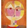 Rosto De Homem 1922 Pintura Abstratra Paul Klee Tela Repro