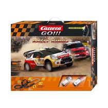 Carrera Go Rally Kings Pista De Carrera 62346