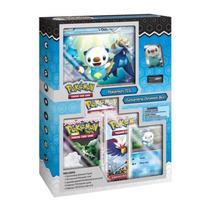 Pokemon Card Game Negro Blanco Starter Box Figura Excepcion