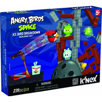 Angry Birds Ice Space Bird Desglose Building Set