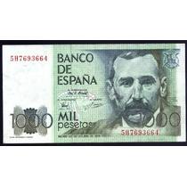 España 1000 Pesetas Año 1979 Poco Uso