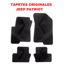 Tapetes Originales Jeep Patriot Vinil, Envio Gratis!
