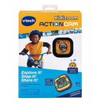 Camara Kidizoom Vtech: Video, Fotos, Sumergible Para Niños