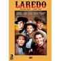 Laredo - Série Em Dvd