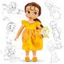 Disney Muñeca Animators Bella De Colección