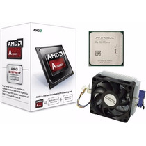 Processador Dual Core Amd A4 7300 4.0ghz Fm2 Box C/ Cooler