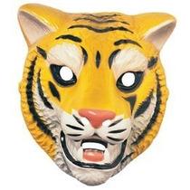 Máscara De Tigre Animal Costume Accessory