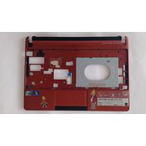 Carcasa Touchpad Acer One D270 Con Detalle En Un Seguro