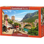 Quebra-cabeça Importado (6338) Puzzle 1500pcs Town Of Mostar