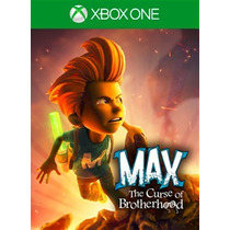 Max: The Curse Of Brotherhoo Xbox One