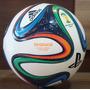 Bola De Futebol Adidas Brazuca Da Copa Tamanho Oficial