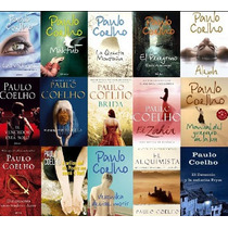 Paulo Cohelo. Coleccion En Pdf $49 Ebooks