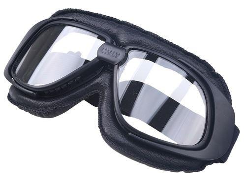Óculos Proteção Aviador   Moto Harley Vintage Café Racer - R  79,90 em  Mercado Livre 192165fecb