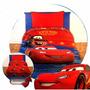 Sábanas Y Acolchado Reversible Infantil Cars Original Piñata