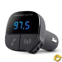 Transmisor Fm Bluetooth Con Microfono Manos Libres Usb