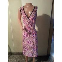 Vestidos Seda Fría T 48 Al 58 Liquidacion $ 330