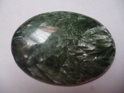Piedra preciosa Serafinita