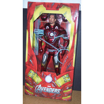 Iron Man Battle Damage Tony Stark Neca 1/4 Don Galle