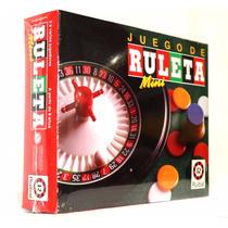 Juego De Mesa Ruibal Ruleta Mini + 8 Años