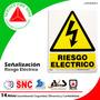Señalización Riesgo Eléctrico - S107
