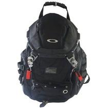 Mochila Elite Oakley Double Metal Back Pack Bolsa Escola