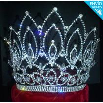 Corona Para Reina Carnaval Certamen Belleza Envío Gratis